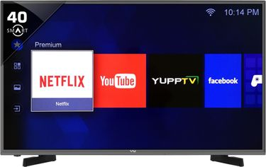 Vu LEDH40K311 40 Inch Full HD Smart LED TV Price in India