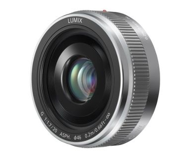 Panasonic Lumix H-H020AS G 20mm/F1.7 II Lens Price in India