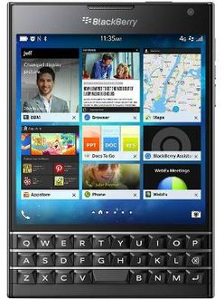 BlackBerry Passport Price in India