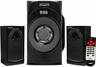 Mitashi HT 2650 BT 2.1 Speakers Price in India