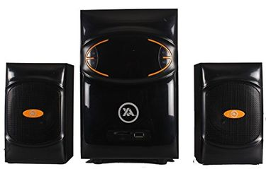 Xander Audios XA-299BT 2.1 Multimedia Speakers Price in India