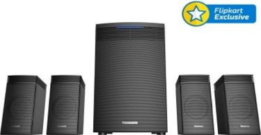 Panasonic SC-HT40 4.1 Channel Home Theater System Price in India