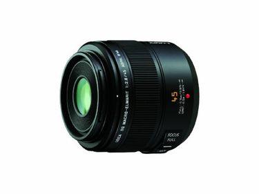 Panasonic Lumix H-ES045 45mm/F2.8  Leica DG Macro-Elmarit Lens Price in India