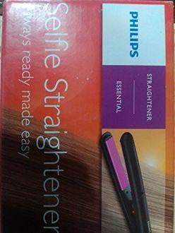 Philips Selfie Hair Straightener Price in India