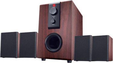 iball Rockfest B9 4.1 Home Audio Speaker Price in India