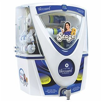 Lifeguard VIVA Ro, UV, UF & TDS Controller Water Purifier (17 L) Price in India