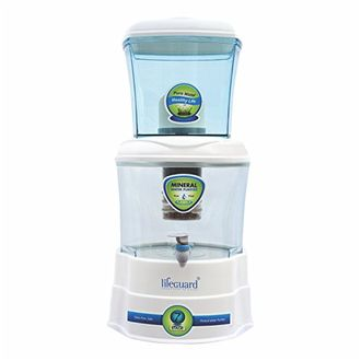 Lifeguard Mineral Pot Water Purifier (18 L) Price in India