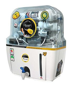 Lifeguard Puro Ro, UV, UF & TDS Controller Water Purifier (15 L) Price in India