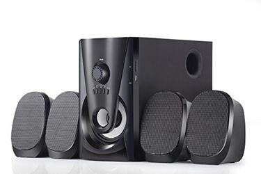 Oshaan CMPL 18 4.1 Multimedia Speaker Price in India
