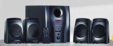 Oshaan CMPS 16 4.1 Multimedia Speakers Price in India