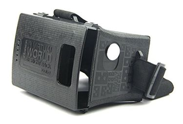 DOMO nHance VRF3 Magnet Switch Google Cardboard VR Headset Price in India