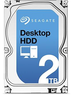 Seagate (STBD2000101) 2TB Internal Hard Drive Price in India
