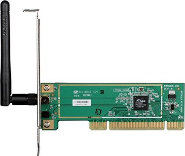 D-Link DWA-525 Wireless N 150 Desktop Adapter Network Interface Card Price in India