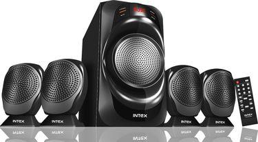 Intex IT-2700 FMU 4.1 Speaker System Price in India