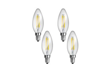 Imperial JP02 2W E14 LED Filament Bulb (White, Pack Of 4) Price in India