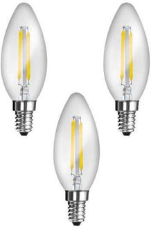 Imperial JP02 2W E14 LED Filament Bulb (White, Pack Of 3) Price in India