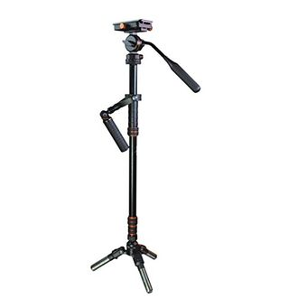 E-image MC-120 Handheld Carbon Stabilizer Steadycam (With Head) Price in India