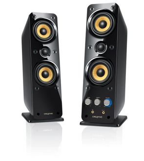 Creative GigaWorks T40 Series II 2 Desktop Speakers Price in India