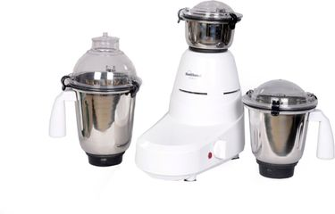 Sunflame Grace 600W  Mixer Grinder (3 Jars) Price in India