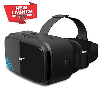 MTT 3D VR Headset Price in India