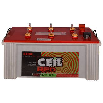 Exide Ceil CR500 Plus 150Ah Tubular Battery Price in India