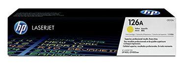 HP 126A Yellow LaserJet Toner Cartridge Price in India