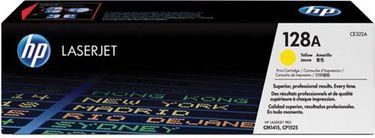 HP 128A Yellow LaserJet Toner Cartridge Price in India