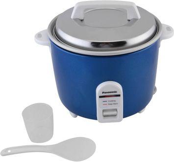 Panasonic SR-WA18H(E)BL 2.7 L Electric Rice Cooker Price in India