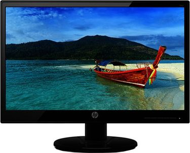 HP 19KA 18.5 inch LED Monitor Price in India