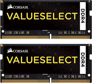 Corsair ValueSelect (CMSO16GX4M2A2133C15) 16GB (2x8GB) DDR4 Laptop Ram Price in India