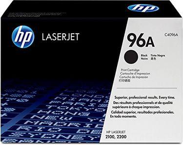 HP 96A Black LaserJet Toner Cartridge Price in India