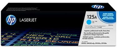HP 125A Cyan LaserJet Toner Cartridge Price in India