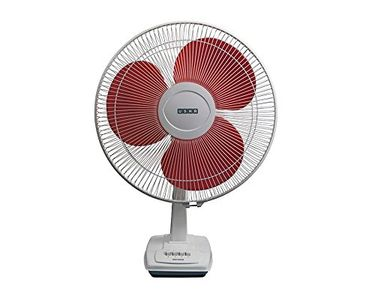 Usha Wind 3 Blade (400mm) Table Fan Price in India