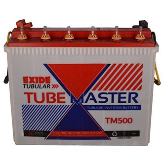 Exide TM 500 150AH Tubular Battery Price in India