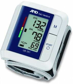 A&D UB-351 Bp Monitor Price in India