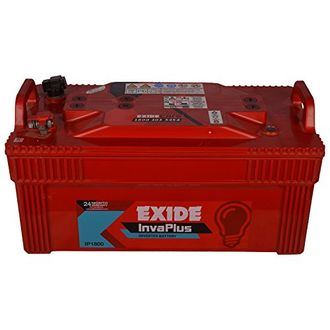 Exide Inva Plus IP1800 180AH Battery Price in India