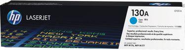 HP 130A (CF351A) Cyan LaserJet Toner Cartridge Price in India