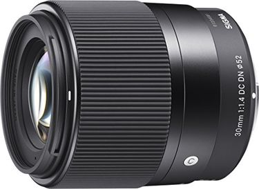 Sigma 30mm f/1.4 DC DN Contemporary Lens (For Sony E-mount) Price in India