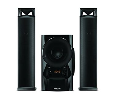 Philips MMS6200/94 2.1 Multimedia Speaker System Price in India