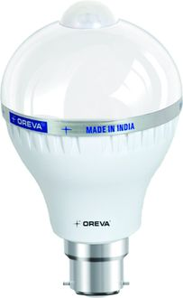 Oreva 10W B22 775L LED Light (White) Price in India