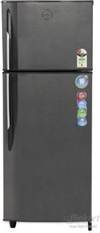 Godrej RT EON 260 P 2.4 260L 2S (Silver Strokes) Double Door Refrigerator Price in India