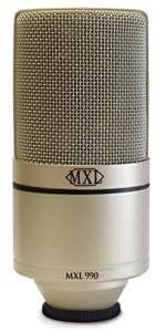 MXL 990 Condenser Microphone Price in India