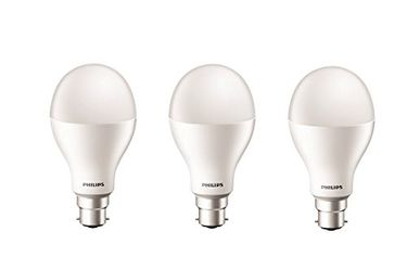 Philips Stellar Bright 20W B22 LED Bulb (Cool Day Light, Pack Of 3) Price in India