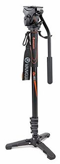 Vanguard VEO AM-264TV  Monopod (with PH-113V 2-Way Pan Head) Price in India