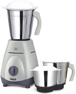 Inalsa Compact Plus 750W Mixer Grinder Price in India