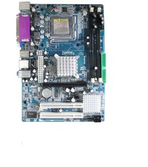Zebronics G41 D3 Motherboard Price in India
