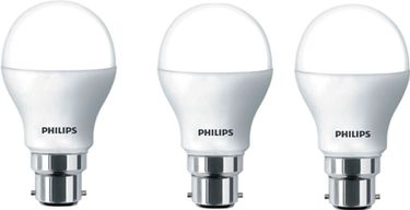 Philips 14W B22 LED Bulb (Cool Day Light, Pack of 3) Price in India