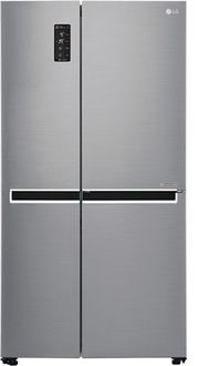 LG GC-B247SLUV 687 L Inverter Side by Side Refrigerator Price in India