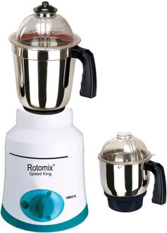 Rotomix MG16-721 2 Jars 600W Mixer Grinder Price in India