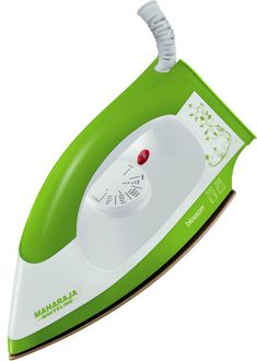 Maharaja Whiteline Blossom DI-116 1000W Dry Iron Price in India